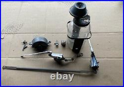 1942-1948 Chevy Passenger Car Accessory Windshield Wiper Complete Set Up WithJar