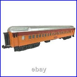 20-40009 MTH South Shore Line 5-Car 70' Madison Passenger Set withPassengers