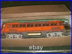 American Flyer Three Passenger Car Set With Original Boxes Standard Ga