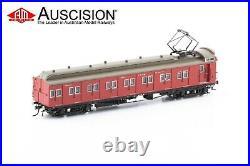 Auscision (VPS-18) Victorian Tait Suburban Passenger Train 4 Car Set HO Scale