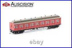 Auscision (VPS-20) Victorian Tait Suburban Passenger Train 4 Car Set HO Scale
