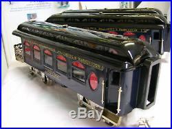 BRAND NEW Lionel Corp 3-Car Std. Gauge Pullman Passenger Set Baltimore & Ohio