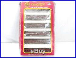 Bachmann Classic Collector Series HO 6 Unit Deluxe Passenger Car Set N&W Series