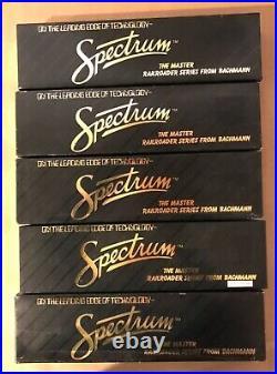 Bachmann Ho Scale B&o Passenger 5-car Set 89041, 89042, 89042/, 89043, 89046