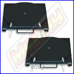 BendPak Alignment Rack Turn Plate Table Set Passenger Car Light Truck USA Made