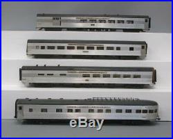 Custom O Scale New York Central 4-Car Passenger Set 2-Rail