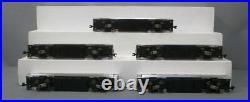 E. Welz O Gauge Amtrak 5-Car Passenger Set 3-Rail