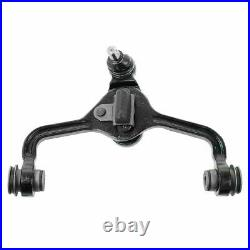 Front Upper Control Arms withBall Joints LH & RH Pair Set for Ford Lincoln Mercury