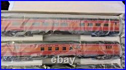 HO Scale Brass Westside Southern Pacific Daylight 5 Car Passenger Set Painted