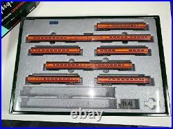 KATO N 106-060 Southern Pacific Morning Daylight 10 Car Passenger Set