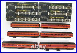 K-Line K44431 Milwaukee Road Olympian Hiawatha 6-Car Passenger Set EX/Box