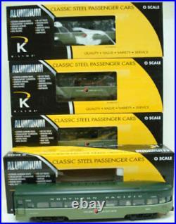 K-Line K4650B NP 15 4-Car Passenger Set LN/Box