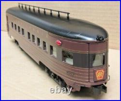 K-Line K-4680 PRR Fleet of Modernism 15 5-Pack Passenger Car Set O-Gauge LN