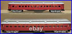 K-Line by Lionel 6-21688 Ringling Bro's 2-Car Add-On Passenger Set O-Gauge NIB