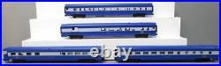 K-Line k4612B O Scale CSX 4-Car Passenger Set LN/Box