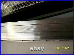 K-line Nyc Empire State Express Extruded Aluminum Passenger Car Set K-4670a