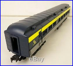 K-line Set Of Six K4415 Chesapeake & Ohio Heavyweight Passenger Cars-mib