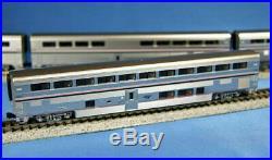 Kato N Scale Amtrak Superliner Phase IVb 4 Passenger Car Set A 1063515