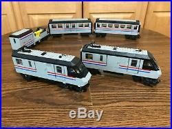 LEGO Legend Metroliner 9V (10001) Engine Cars Platform + Extra Cars