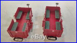LGB 32441 Grizzley Flats 2 Car Passenger Set KJC
