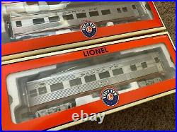 LIONEL-O-#6-30001 EL CAPITAN PASSENGER TRAIN SET-LOCOMOTIVE &CARS-Set of 4-Boxed