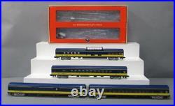 Lionel 2027120 Alaska Railroad 21 Passenger Car Set