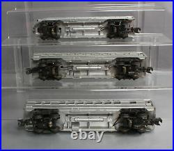 Lionel 2421S Vintage O Lionel Lines 2422, 2423 & 2429 3-Car Passenger Set/Box