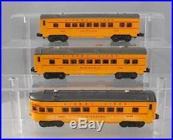 Lionel 2481S Lionel Anniversary Passenger Car Set (2481, 2482, 2483) Restore