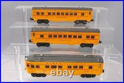 Lionel 2481S Vintage O Lionel Anniversary Passenger Car Set (2481, 2482, 2483)