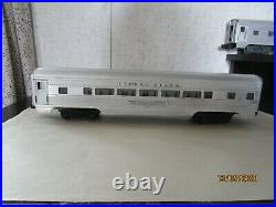 Lionel, 2531, 32, 33, 34, Aluminum Passenger 4 Car Set
