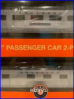 Lionel 682563 Southern 21 Passenger 2-Car Set NIB