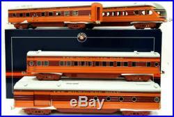Lionel 6-13006 Standard Gauge Hiawatha 4-Car Passenger Set NIB