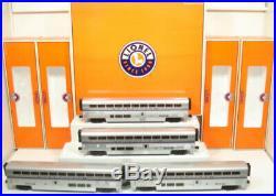 Lionel 6-15394 Amtrak Superliner 4-Car Passenger Set LN/Box