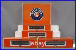 Lionel 6-29110 Baltimore & Ohio 4 Car Aluminum Passenger Set LN/Box
