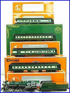 Lionel 6-31713 Southern Crescent 4-Car Passenger Set LN/Box