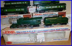 Lionel 6-8702 Southern Crescent 4-6-4 Locomotive Passenger Car O Gauge Train Set