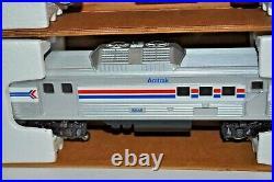 Lionel Amtrak Budd Set 8868-diesel, 8871-dummy, 8869,8870 Passenger Cars Ob