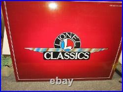 Lionel Classics #51201 Rail Chief Passenger 4 Car Set 1990