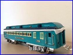Lionel Classics 6-13408 Blue Comet Passenger Car Set