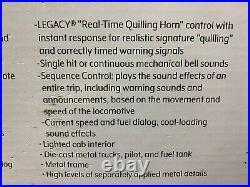 Lionel Legacy Santa Fe Gold Bonnet Set Pa Alco Diesel Engine 21 Passenger Cars