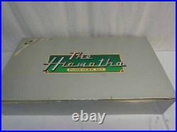 Lionel Milwaukee Hiawatha Tinplate 350e Steam Engine Passenger Car Set 6-51000