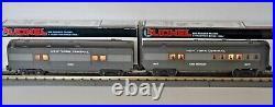 Lionel Modern Era O Gauge New York Central Passenger 6 Cars Set Ob
