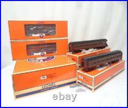 Lionel Pennsylvania Heavyweight 4-Pack 18 Passenger Car Set 6-25518 O Scale PRR