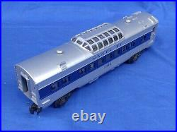 Lionel Santa Fe 3 Car Set 2416 2412 2414 Passenger Car Set