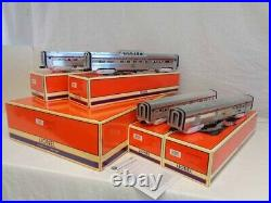 Lionel Southern Pacific Sunset Limited Aluminum 4 Car 18 Passenger Set 6-20005