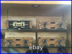 Lionel Standard Scale Brown Baby State Set with 309, 310, 312 Passenger Cars EXOB