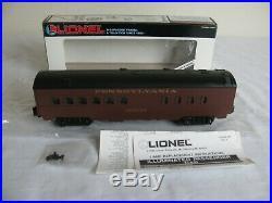 Lionel Trains Pennsylvania Passenger Car Set 16000 16001 16002 16003 16022 16031