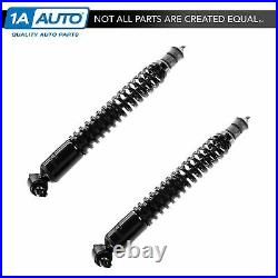 MONROE Sensa Trac Load Adjusting Shock Front Pair Set for Chevy Ford Lincoln NEW