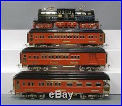 MTH 10-1164-0 Standard Gauge Olympian Passenger Car Set EX