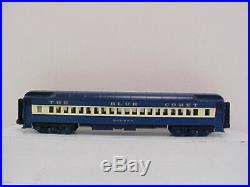 MTH 20-4021 Jersey Central Blue Comet 5-Car 70 Ft. Passenger Set EX/Box